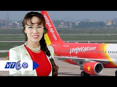 Nữ tướng Vietjet Air lọt top người quyền lực nhất | VTC