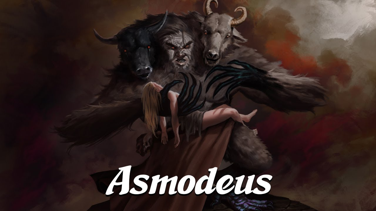 Asmodeus: The Demon of Lust (Angels & Demons Explained) - YouTube