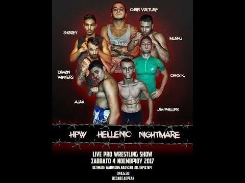 HPW:HELLENIC NIGHTMARE