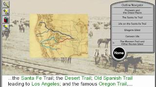 The Mormon Trail And Other Routes West (covered Wagons And Westward Expansion Part 6)
