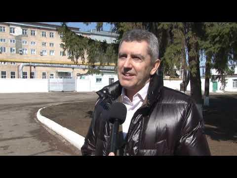 Интервью для канала Сергач ТВ