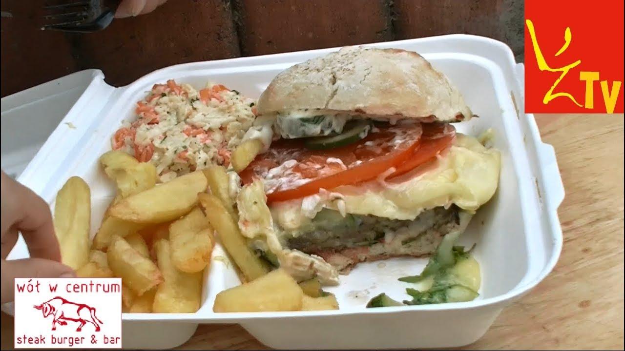 To nie jest burger! TARNOBRZEG i Wół w centrum