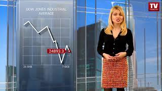 InstaForex tv news: Бегство инвесторов от рисков продолжается  (08.02.2018)
