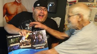 STEALING GRANDPA'S PS4!! (GONE WRONG)