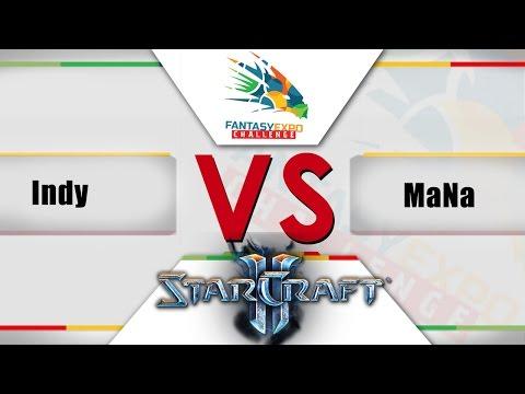 Liga FEC #3 [SC] - Indy vs MaNa