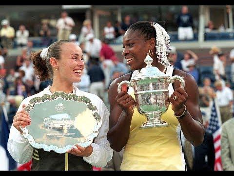 20 Years On: Serena Williams vs. Martina Hingis | 1999 US Open Final