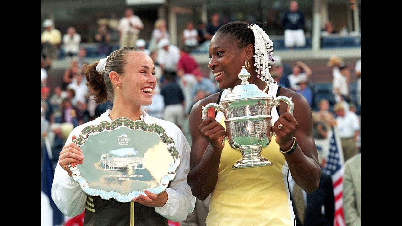 20 Years On: Serena Williams vs. Martina Hingis | 1999 US Open Final