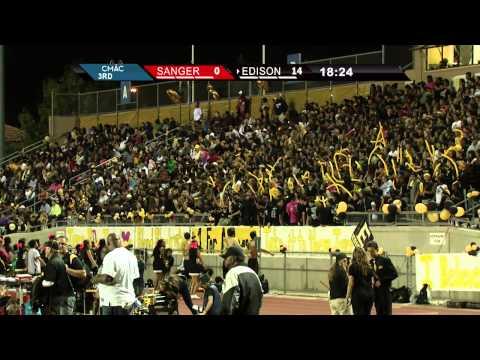 High School Football: Edison vs Sanger