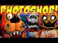 FIVE NIGHTS AT FREDDY'S PHOTOSHOP!