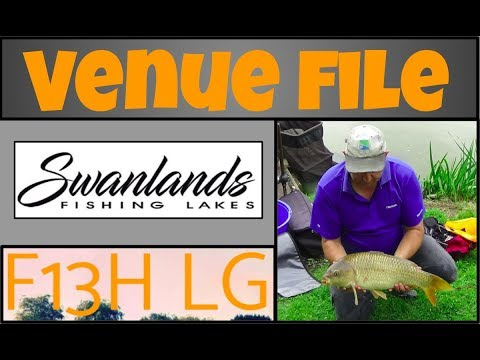 Swanlands Lakes - VenueFile With Lynden Grimmett
