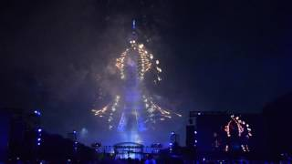 Le Ciel de Paris !  Yves Montand  #14juillet 2016