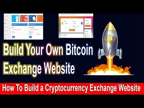 Build Your Own Bitcoin Exchange Website - You See Admin Panel Demo