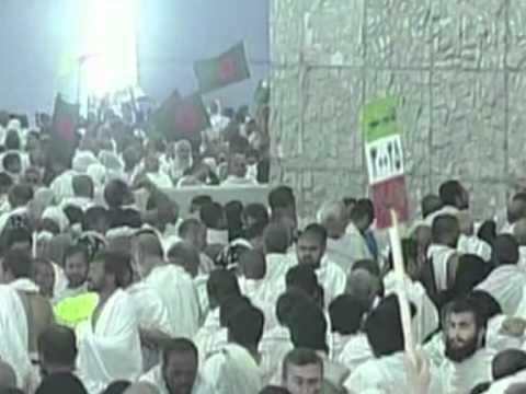 Pilgrims 'stone Satan' in dangerous hajj rite