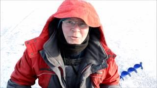 Рибалка в Карелії відео (Ловля миня на онеге 2017р)