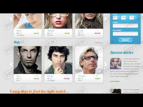 Web Page Templates