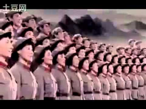 Beat It - Micheal Jackson (Chinese Army Version ) full - HD.mp4