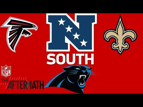Panthers, Saints, or Falcons: Who has the Edge to Win the NFC South? | The Aftermath | NFL Network