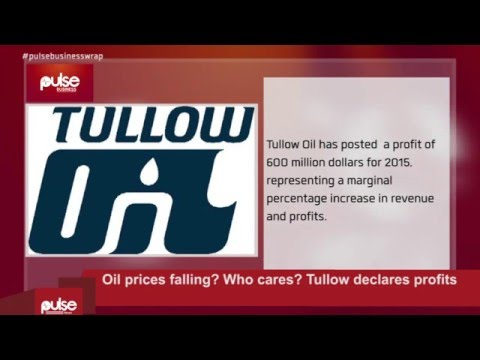 Pulse Business Wrap - 14th Jan 2016 | Tullow Oil declares profits, GHAMFIN challenges Prez Mahama