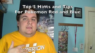 Top 5 Tips for Pokemon Red and Blue 3DS
