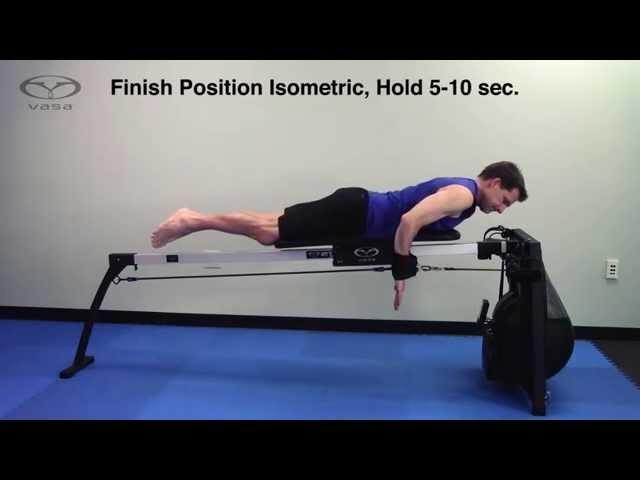 Swim Strength & Technique Drill: Single-Arm Isometric Hold