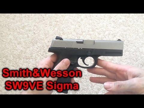 Smith & Wesson SW9VE Sigma