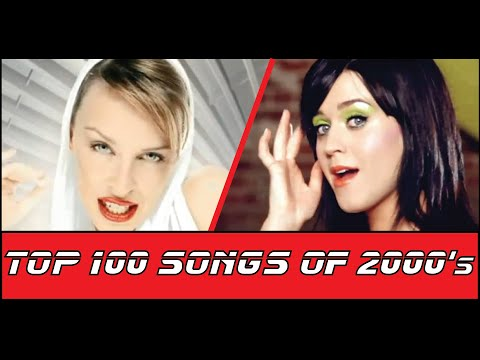 TOP 100 SONGS OF 2000's --Part One--
