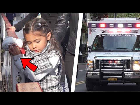 AVA GETS INTO A BAD ACCIDENT! EMS IS CALLED!!
