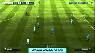 FIFA 13 : OM THE Best ( defthunder ) 5-0 Wood11  ( ryewafcwood )