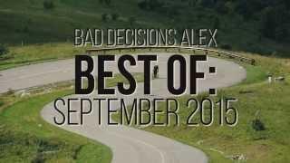 Skate[Slate].TV - Bad Decisions Alex Best of: September 2015