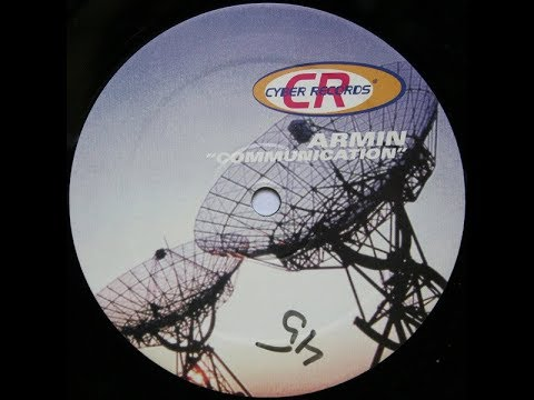 Armin - Communication (Original Mix) (1999)