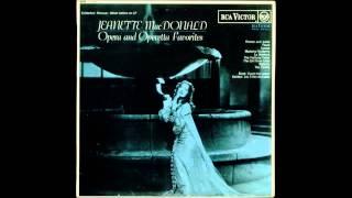 Jeanette MacDonald - Opera & Operetta Favourites 11. Donkey Serenade