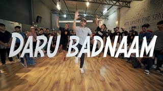 Daru Badnaam | Kamal Kahlon & Param Singh | Ankit Sati Choreography