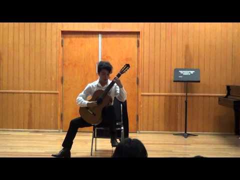 Examen público 4° Técnico Profesional, Conservatorio Nacional de Música