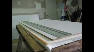 Table Saw/cutting Table Set-up | Liz Kreate