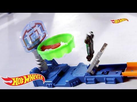 The Highest Jump   Hot Wheels