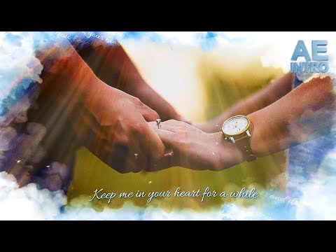 Keep me in your Heart - After Effects Intro Template Videohive BROADCAST PACKAGES (21331943)
