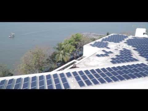 NCPA goes green with one of Maharashtra's largest solar roof top installations