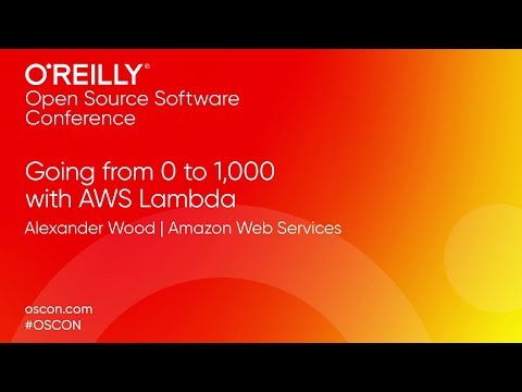 Going from 0 to 1,000 with AWS Lambda