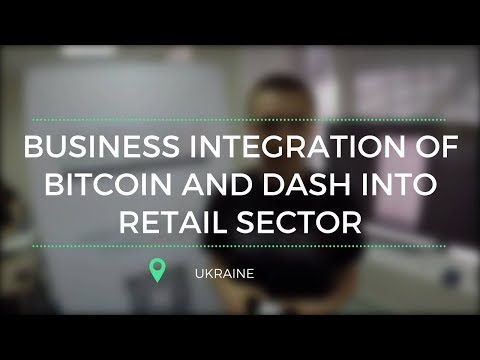 Business integration of Bitcoin and Dash into retail sector | Crypto.Group