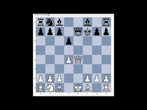 The Cochrane Gambit: Soderstrom vs Tzannetakis 1981