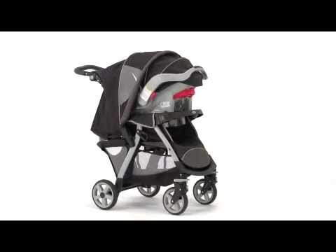 Graco Classic Connect System Connecting Infant Car Seat To Stroller