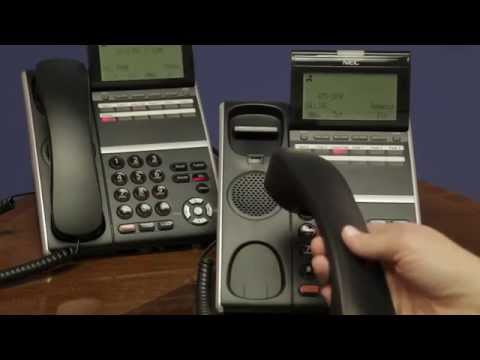 How to Transfer a Call on NEC Business Telephone Systems