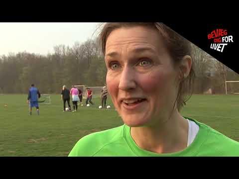Fodbold Fitness for kvinder vinder frem