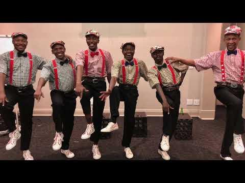 Drums and Rhythm - Kofifi/ Sophia Town Dancers Mount Grace 2018