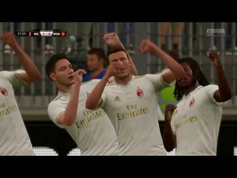 FIFA 17 Ac milan career mode ep 2