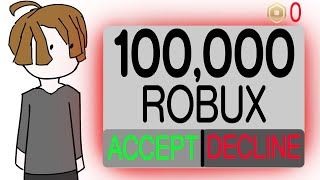 Getting Robux For The First Time 1-5 (Full Series)