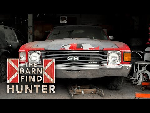 Barn Find Hunter | A Muscle Car Lover's Dream - Ep. 1