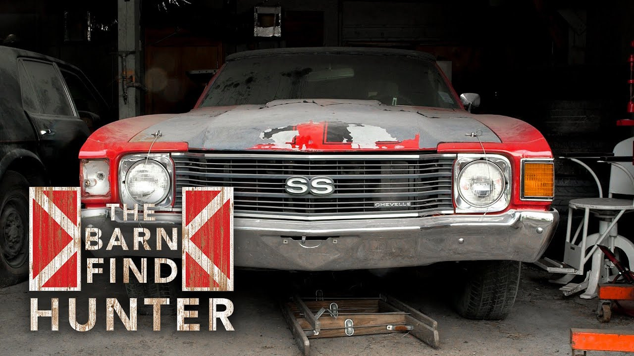 Muscle Car Dreamland in rural Georgia | Barn Find Hunter - Ep. 1 ...
