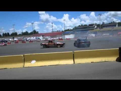 NOPI Nationals 2015 – Charlotte – Drifting – 3 cars