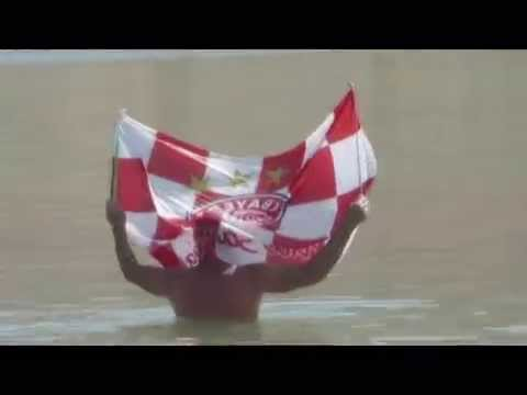 FC Bayern Munich  in the Dead Sea, Israel